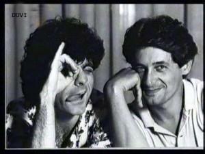 Los comnocidos humoristas Josema y Millán, 'Martes y Trece' estuvieron en una de las ediciones de la Semana del Humor de Lepe./Foto:mforocoches.com