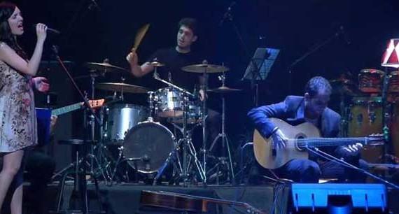 El grupo fusión 'Md & Retro band' llega a la Sala Plus Ultra de Huelva