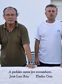 José Luis Rúa y Eladio Orta.