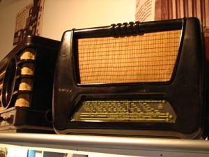 Eran pocos los hogares onubenses que no tuvieran un aparato de radio. / Foto: radio.cz.