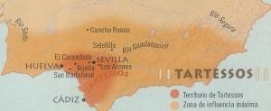 Huelva es una tierra de mitos, como sucede con Tartessos.