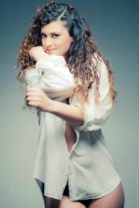 Isabel Benito ha estudiado Arte Dramático pero también se ha iniciado en el diseño.