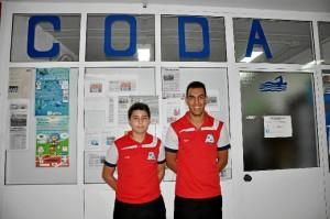 Los representantes del Coda convocados por la selección.