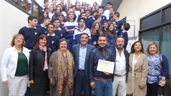 El colegio Moliere gana el V Certamen de Experiencias Didácticas del programa 'Cuidemos la costa'