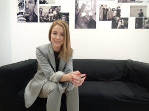 La actriz Silvia Abascal en el Festival de cine Iberoamericano.