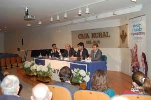 Imagen de la conferencia.