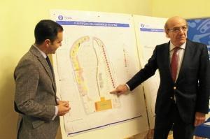 El plan incluye la peatonalización de diversas calles.