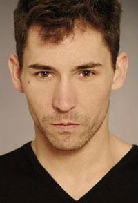 El actor Javier Godino.