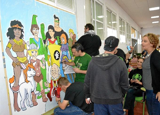 Jornadas juegos de mesa Aljaraque.