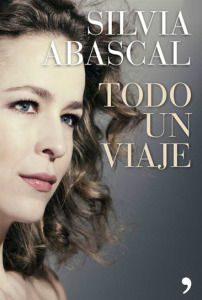 Portada del libro 'todo un viaje, de Silvia Abascal.