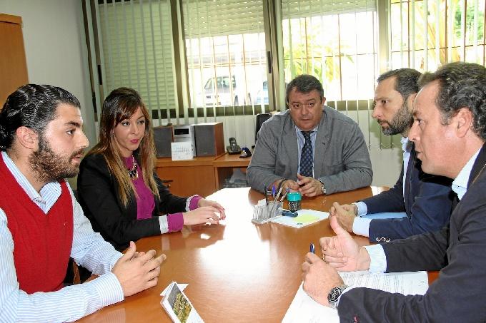 Dos empresas onubenses participan en el ii encuentro internacional contract andaluc a - Cocinas capi ...
