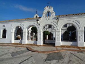 Santuario de La Cinta.