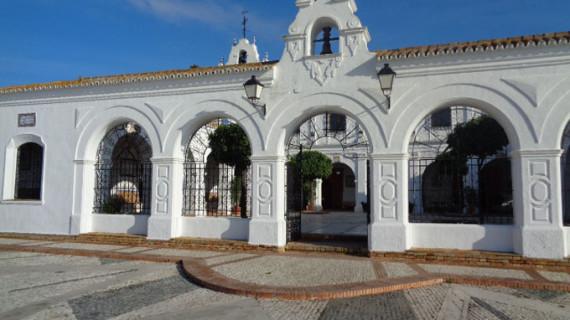 Avances en el proyecto de rehabilitación del entorno del Santuario de La Cinta