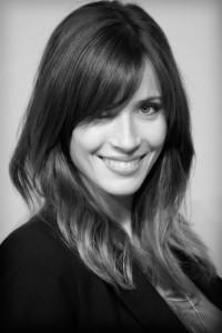 La actriz Bárbara Goenaga.