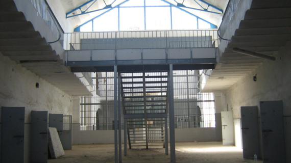 La antigua cárcel de Huelva, Lugar de Memoria Histórica de Andalucía