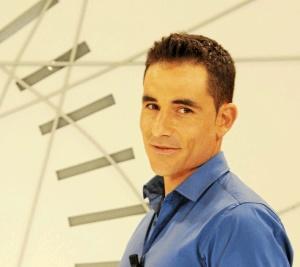 Daniel Arazola, colaborador del programa de Canal SUr, 'La Báscula'.