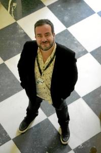 El director de 'Feriado'.