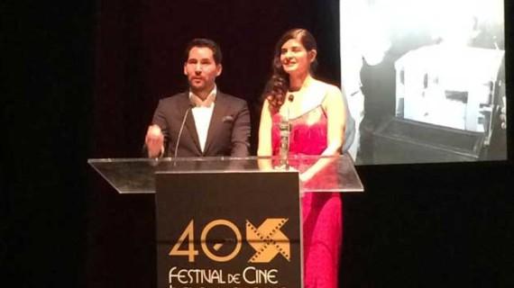La entrega del premio 'Ciudad de Huelva' a Soledad Villamil abre el Festival de Cine de Huelva