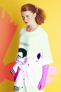 Reconoce que para triunfar a lo grande en el mundo de la moda hay que salir de España. / Foto: Fran Domínguez.