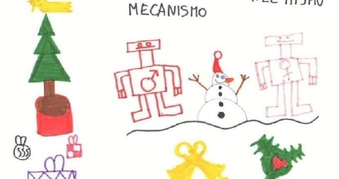 Ingeniería y Navidad en la V edición del concurso de dibujos de la Onubense