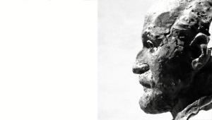 El escultor palmerino comenzó su actividad profesional en el Andévalo.