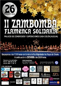 Es la II edición de la zambombá de Almacén Solidario.
