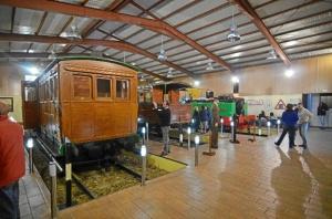 Interior del Museo Minero.