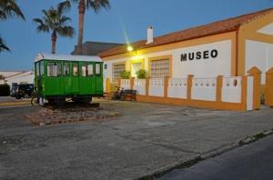 Fachada de las instalaciones del Museo.