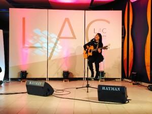 Alba Casado actuará en Las Cocheras.