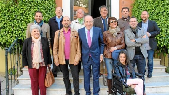Sergio Contreras, Jeromo Segura o Lorena Bogado entre los premios al onubensismo de Huelva TV