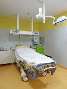 Las salas están dotadas de camas multifuncionales.