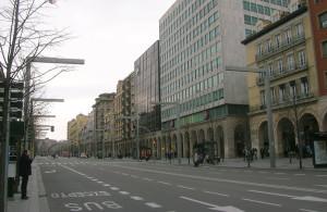 La sede del diario digital se encuentra en el Paseo Independencia de Zaragoza, en todo el centro de la capital.