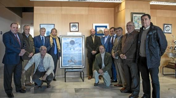 Los Veteranos del Recreativo de Huelva homenajean al Decano por su 125 Aniversario