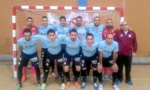 El conjunto villalbero arrancó un empate en La Palma.