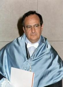 El prestigioso Bernard Vincent estuvo presente en su tribunal.