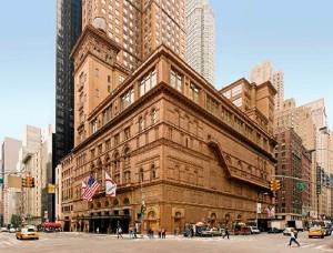 Cristina ha tenido la oportunidad de tocar en sitios como el Carnegie Hall en Nueva york.
