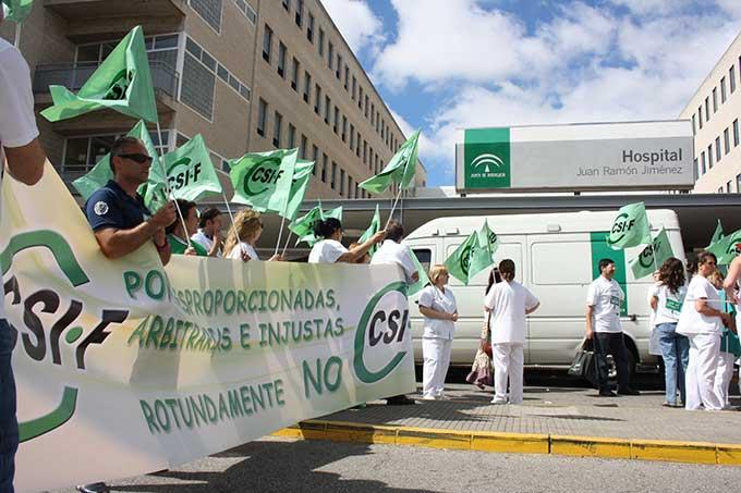 Elecciones Sindicales a la Sanidad Pública.