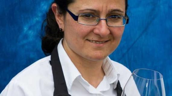 La beasina Francisca Vallez, reconocida en dos ocasiones como Mejor Sumiller de Andalucía