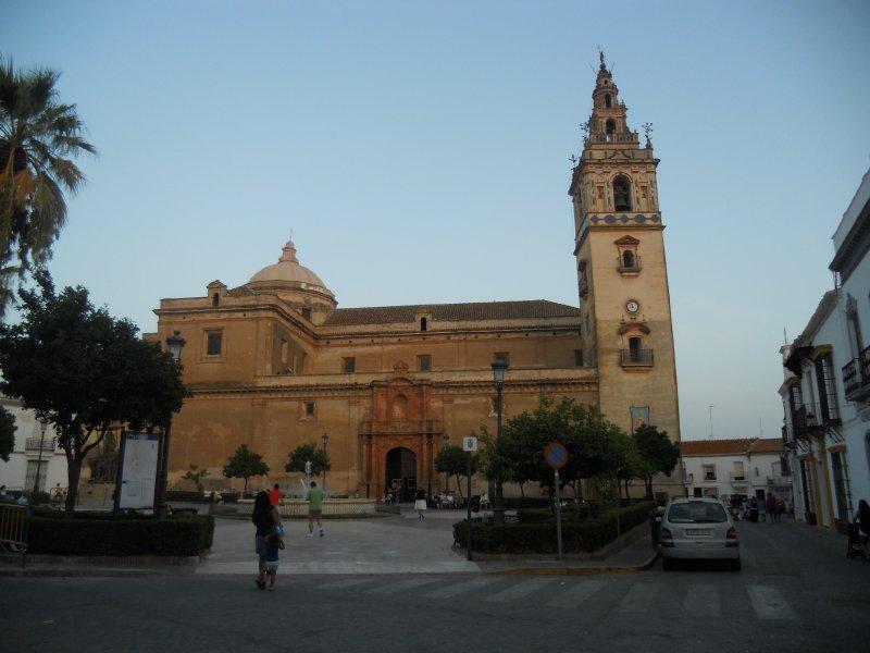 Parroquia de Nuestra Señora de la Granada de Moguer.