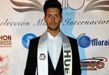José Luis Ballester, nuevo Mister Internacional Huelva 2015