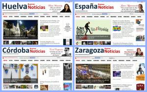 La cadena Buenas Noticias ya cuenta con cuatro cabeceras: Huelva, España, Córdoba y Zaragoza.