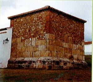 Antiguo necrópolis romano.