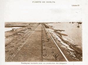 Imagen de la Avenida Francisco Montenegro a inicios del siglo XX. / Foto: APH.