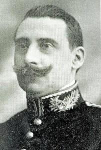 Francisco Montenegro y Calle, director del Puerto de Huelva durante 1902 a 1930- / Foto: APH.
