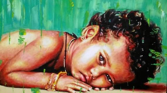El realismo de la pintura de María Dolores Luque