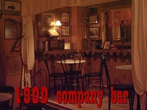 1900 Company Bar