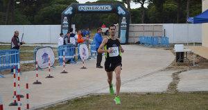 Todo un éxito fue la prueba celebrada en Punta Umbría.