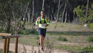 Los participantes en la ultramaratón tuvieron que recorrer 108 kilómetros.