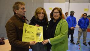 La prueba recaudó 1.505 euros para la Asociación Española Contra el Cáncer y la Asociación de Padres de Niños con Cáncer de Andalucía.