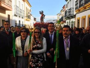 San Bartolomé está viviendo el día grande de sus fiestas.